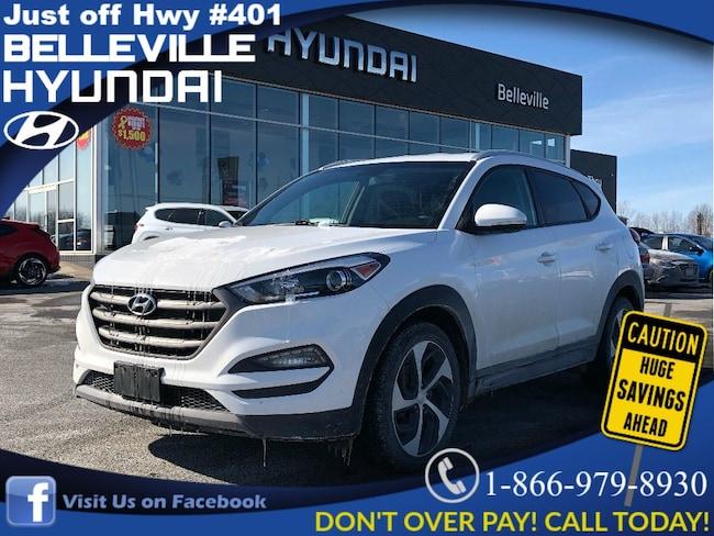 2016 Hyundai Tucson Premium GLS Turbo SUV