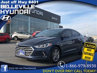 2017 Hyundai Elantra GL auto air alloys power group Sedan
