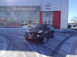 2015 Nissan Juke SV MANUAL 1 OWNER LOCAL TRADE Wagon