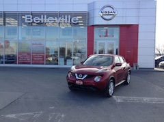 2015 Nissan Juke SV AWD 1 OWNER LOCAL TRADE Wagon
