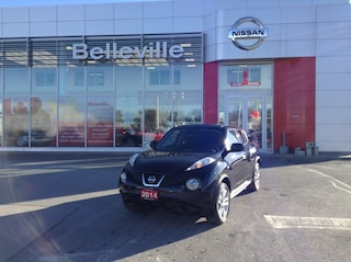 2014 Nissan Juke SV AWD LOCAL TRADE Wagon