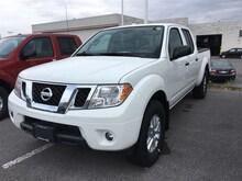 2018 Nissan Frontier SV Premium Truck Crew Cab