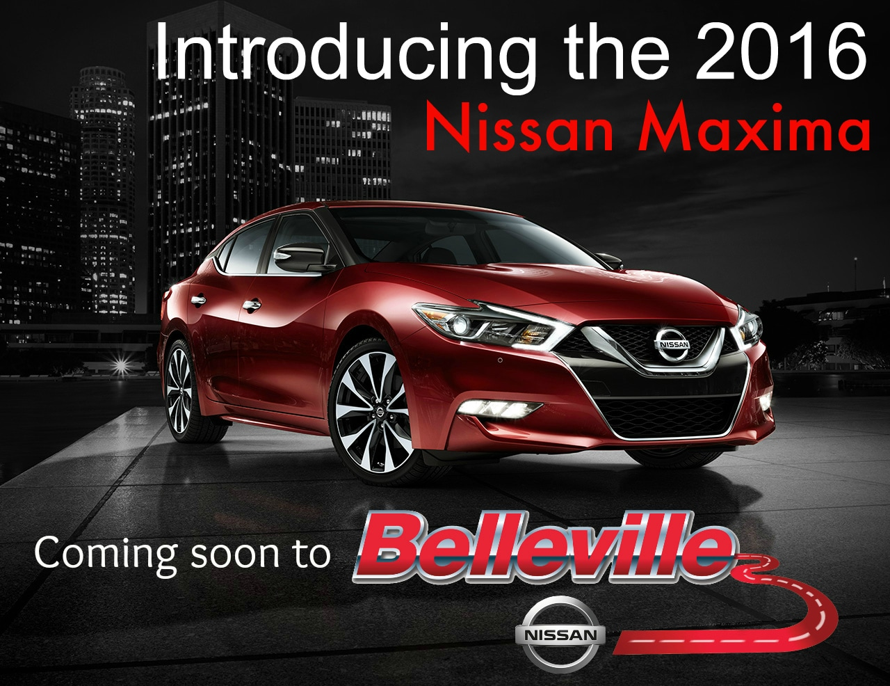 2016 NISSAN MAXIMA | Belleville Nissan