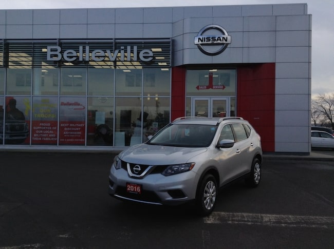 2016 Nissan Rogue S FWD 1 OWNER LOCAL TRADE SUV