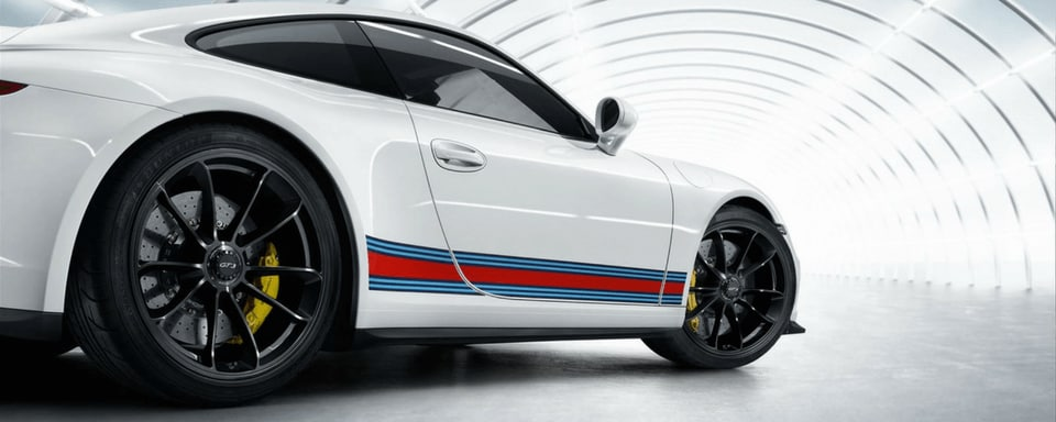 Porsche Tequipment Genuine Accessories For Sale