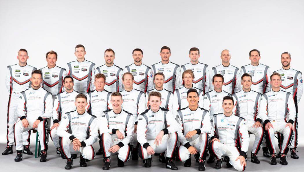 Porsche Racing Team
