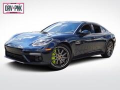 2019 Porsche Panamera E-Hybrid Turbo S E-Hybrid Sedan