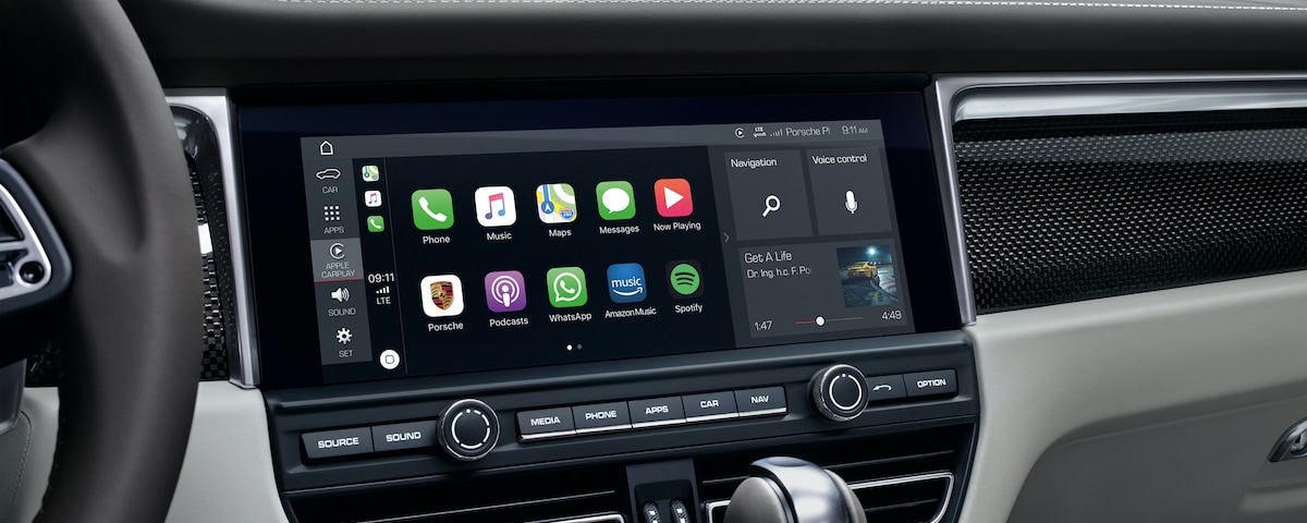 Porsche Apple CarPlay™