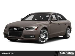 2015 Audi A4 2.0T Premium Plus (Tiptronic) Sedan