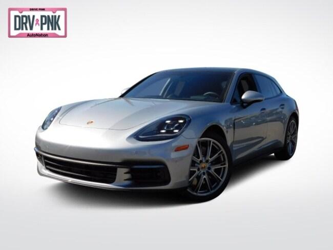 2019 Porsche Panamera Sport Turismo 4 Sport Wagon