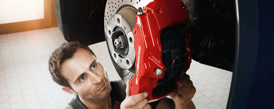 Porsche Brake Repair Newport Beach, CA
