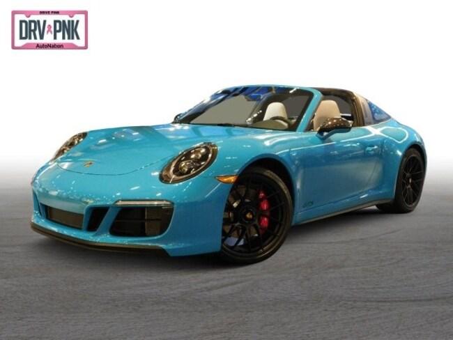 2019 Porsche 911 Targa 4 GTS Coupe