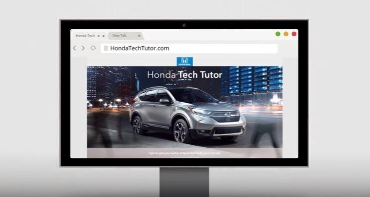Honda Tech Tutor