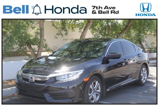 2018 Honda Civic LX Sedan