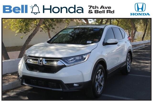 2018 Honda CR-V EX 2WD SUV