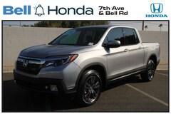 New 2019 Honda Ridgeline Sport AWD Truck Crew Cab Phoenix, AZ