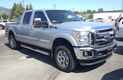 2015 Ford Superduty F-250 Lariat Truck Crew Cab