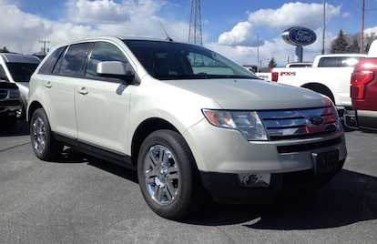 2007 Ford Edge For Sale >> Used 2007 Ford Edge For Sale At Bell Mccall Company Vin