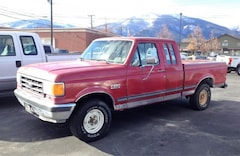 1991 Ford F-150 XLT Truck Short Super Cab