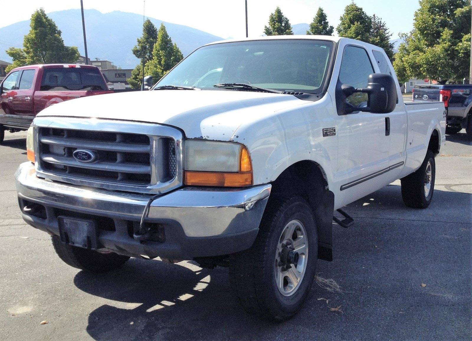 2000 Ford Superduty F-250 XLT Truck Super Cab