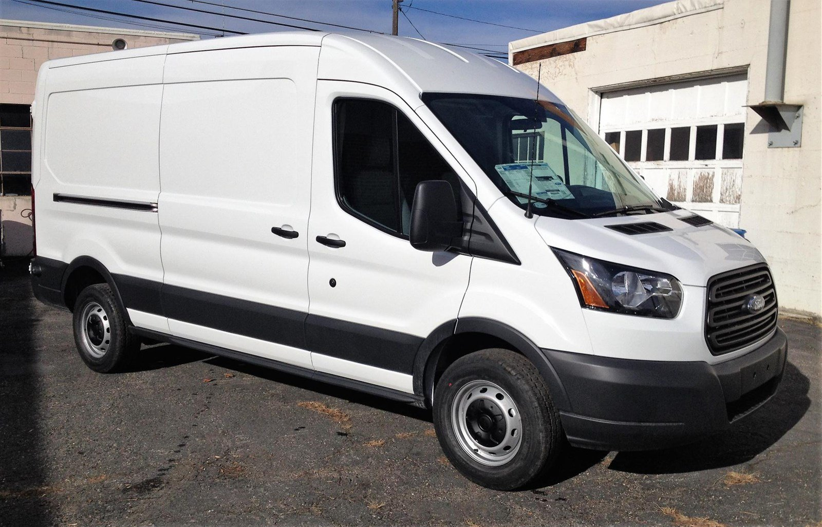 2018 Ford Transit-250 Cargo Van Truck