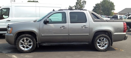 2007 Chevrolet Avalanche 1500 LT Truck Crew Cab