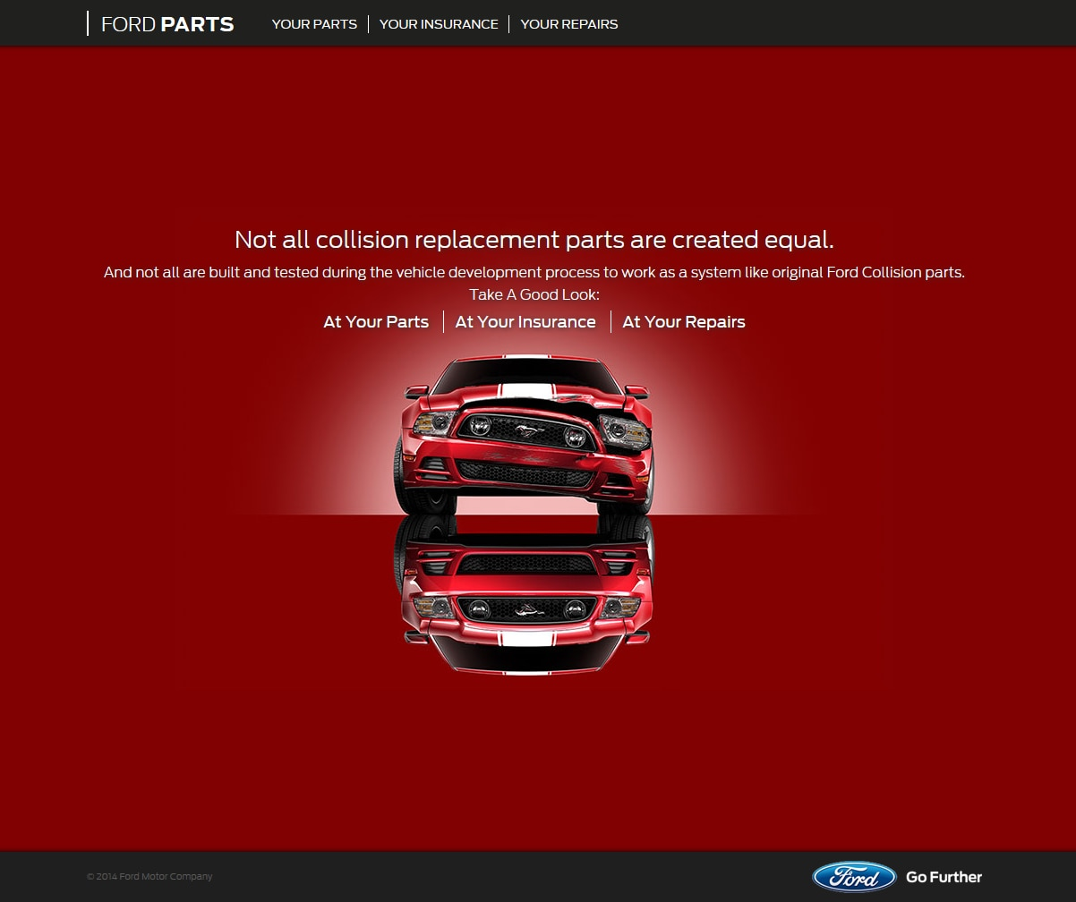 Ford Replacement Parts >> Parts Info Bell Ford