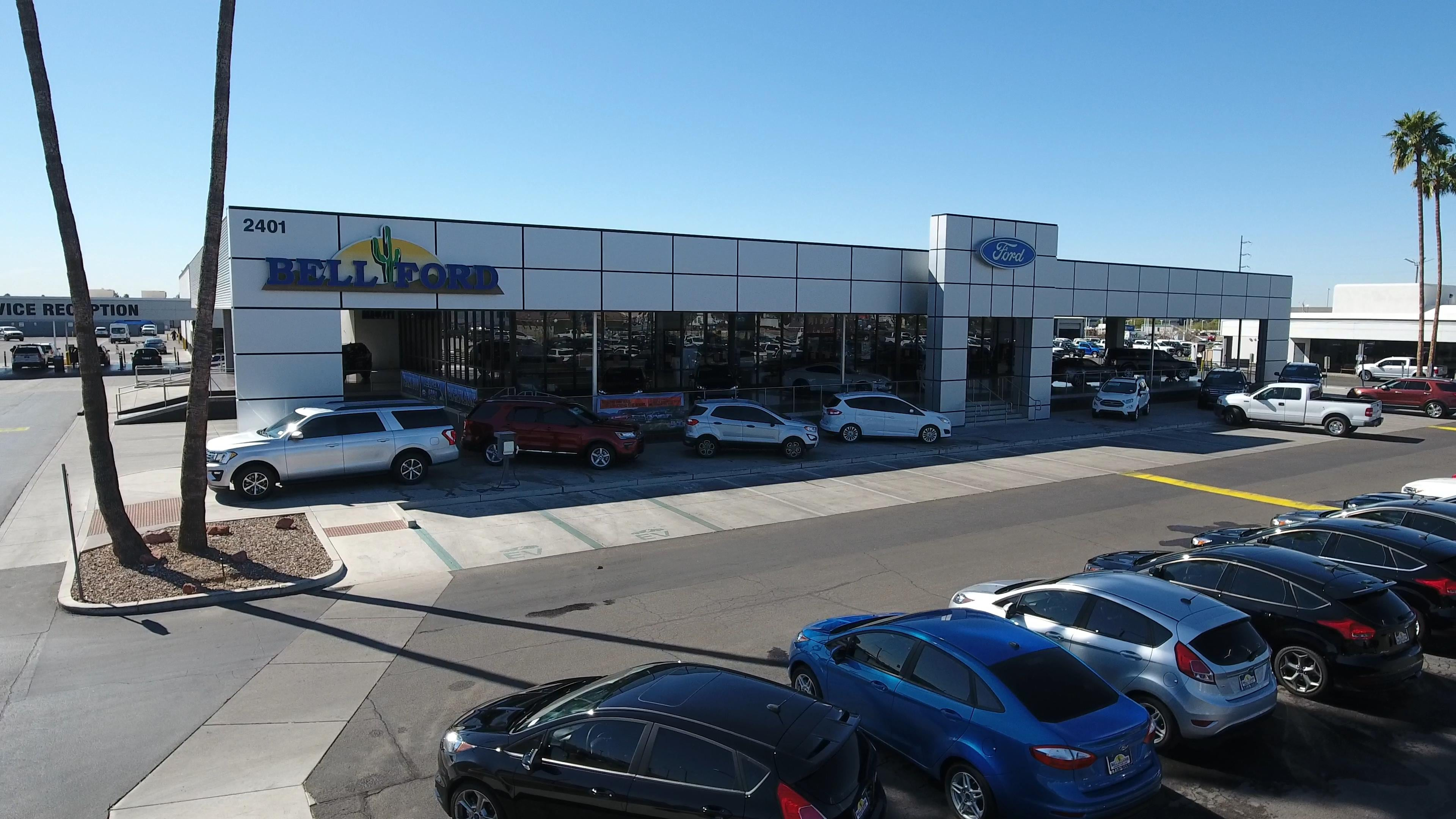 Ford Dealership Phoenix >> About our Ford Dealership in Phoenix, AZ | Bell Ford