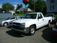 2004 Chevrolet Silverado 1500 LS Truck Regular Cab