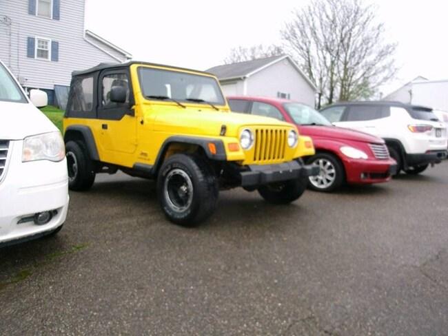 2006 Jeep Wrangler SE SUV