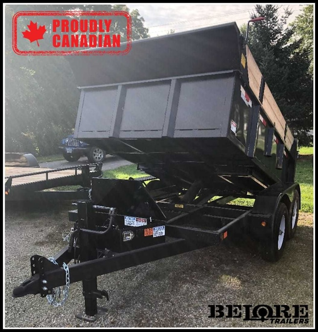 2018 Canada Trailers DT610