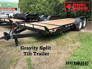 2018 Canada Trailers TL721 -- 2018 Model Year Sale
