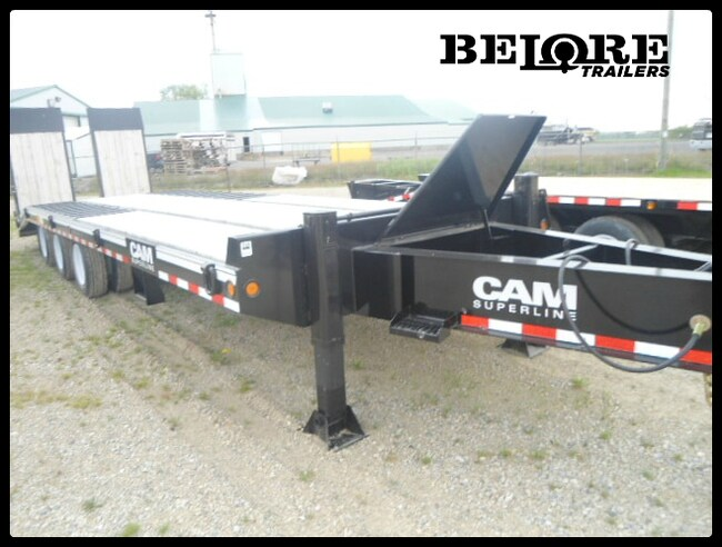 2017 CAM Superline 25 Ton  - With Air Ramps