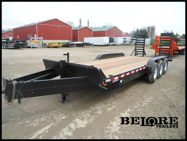 2018 Canada Trailers 722 HDE Triple Axle