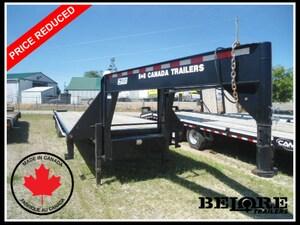 2014 Canada Trailers BT25