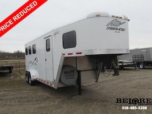 2011 Merhow 3 Horse Reduced - Like New !!!