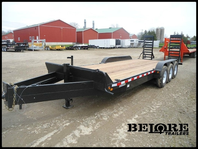 2019 Canada Trailers 722 HDE Triple Axle