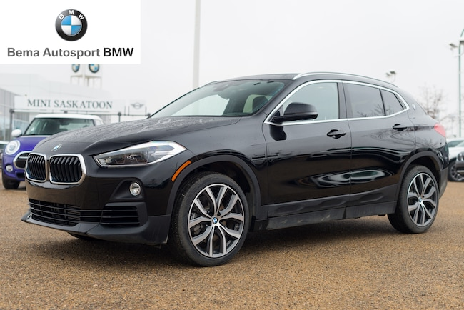 2018 BMW X2 Xdrive 28i Manager Demo, Low KM, Local