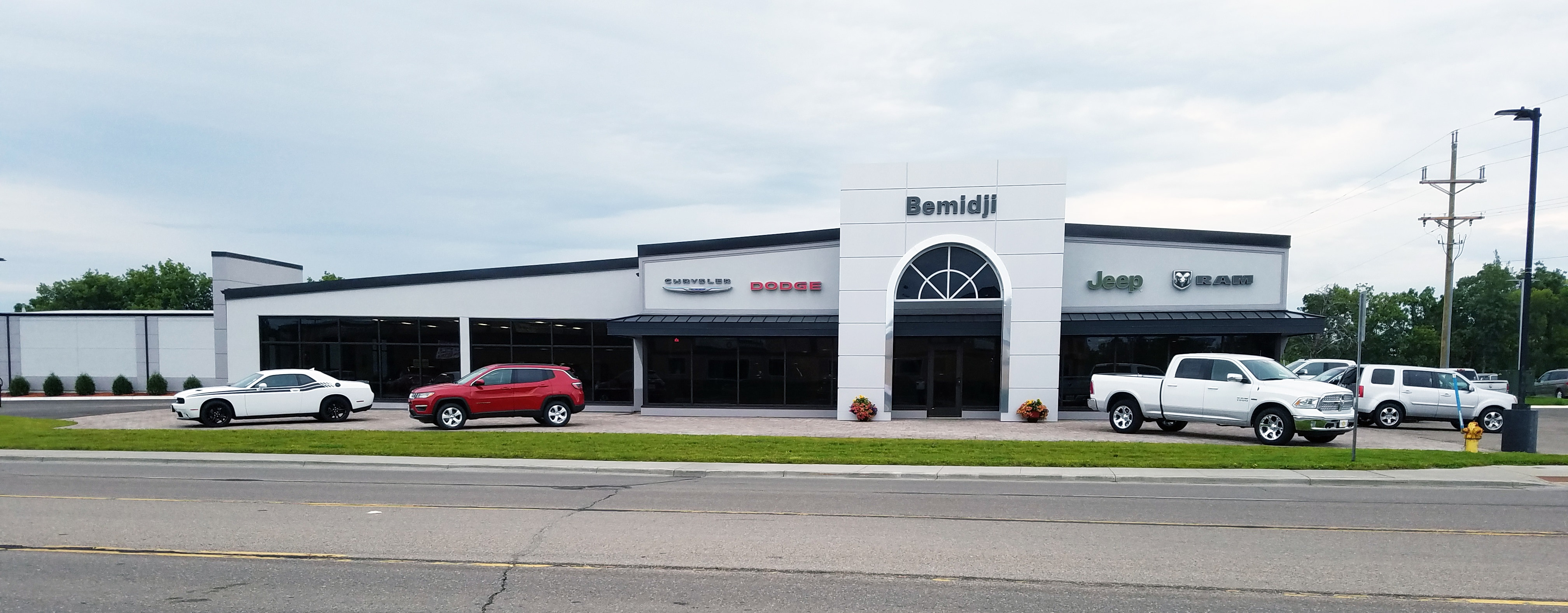 About Bemidji Chrysler Center