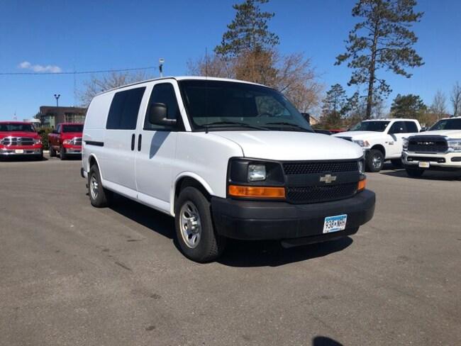 2011 Chevrolet Express 1500 Van Cargo Van