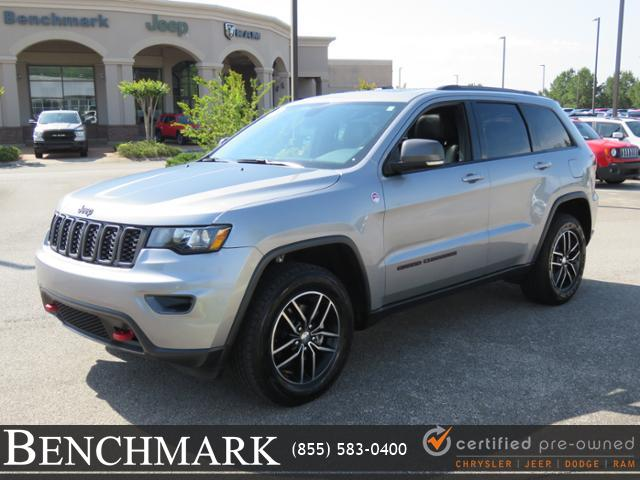 2017 Jeep Grand Cherokee Trailhawk SUV