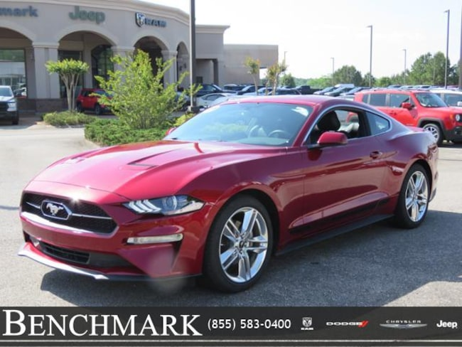2018 Ford Mustang Ecoboost Premiu Coupe