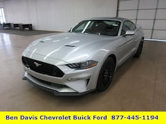 2019 Ford Mustang Coupe 1FA6P8CF4K5122814