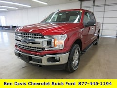 2019 Ford F-150 Truck SuperCrew Cab 1FTEW1EP0KKC01274