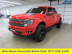 2014 Ford F-150 SVT Raptor (Retail Only) Truck SuperCrew Cab 1FTFW1R6XEFA97749