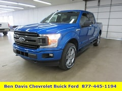 2019 Ford F-150 Truck SuperCrew Cab 1FTEW1E47KFB80082