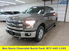 2016 Ford F-150 Truck SuperCrew Cab 1FTEW1EP4GFA52609