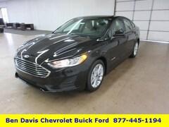 2019 Ford Fusion Hybrid SE Sedan 3FA6P0LU4KR131638