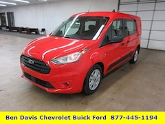 2019 Ford Transit Connect XLT Van Cargo Van NM0LS7F27K1403055