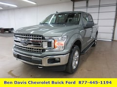 2019 Ford F-150 Truck SuperCrew Cab 1FTEW1E51KKC19748
